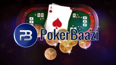 Should you select Baazi poker?