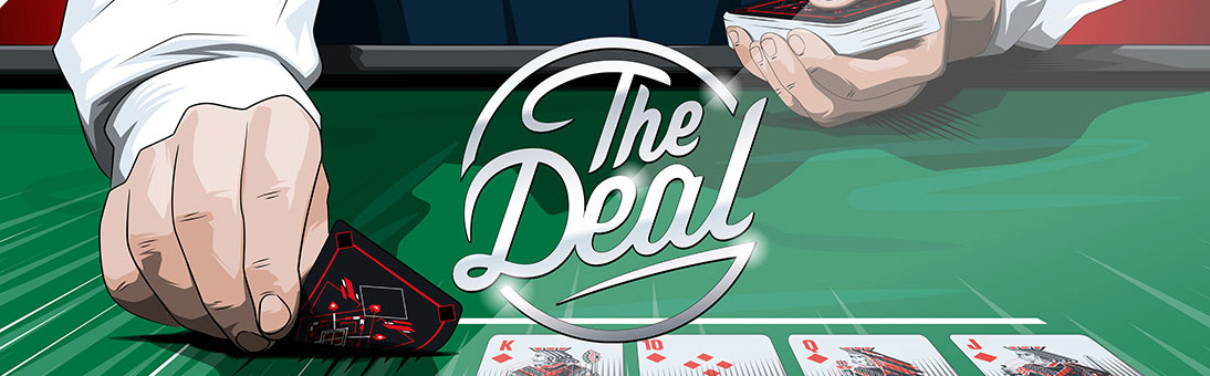 The Deal of Full Tilt poker.