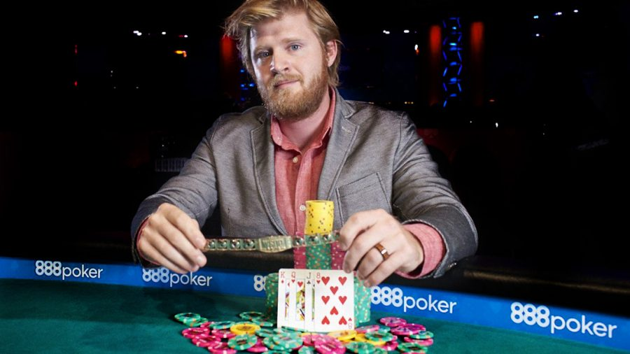 Nathan Gamble won the second WSOP bracelet.