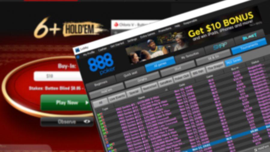 Pokerstars Short Deck, 88poker new tournament concept.