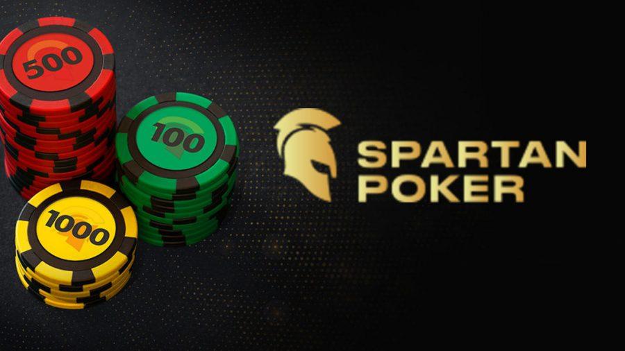Play at Spartan Poker.